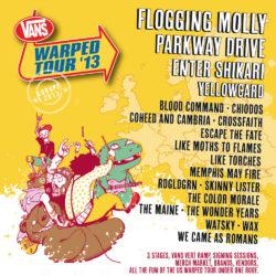 VANS Warped Tour Switzerland